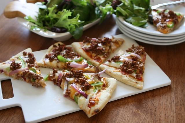 Sloppy Joe Pizza 002