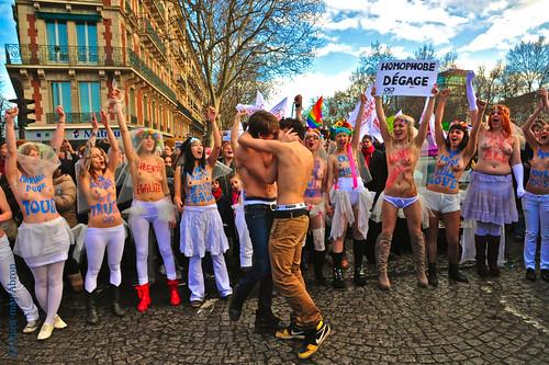 Femen men