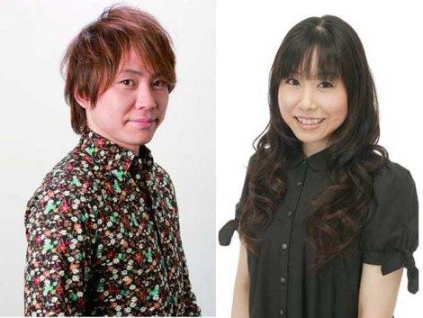 130128(1) - 兩位實力派聲優「置鮎龍太郎、前田愛」在昨天幸福結婚,聲優界銀色夫妻來到26對!