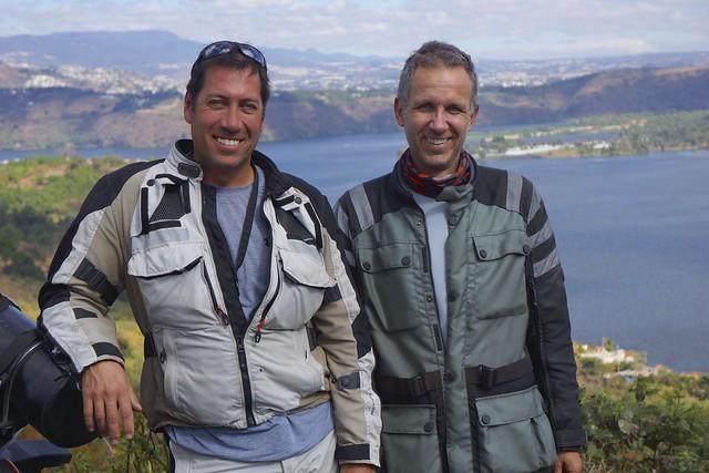 Lago Amititlan Dan Julio
