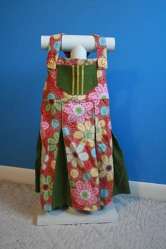 Sew G dress