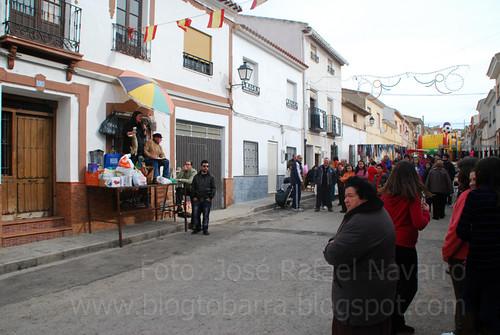 Pujas de San Antón