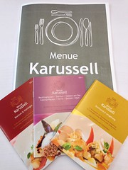 Menue-Karussell 2013: Bochum, Hattingen, Sprockhövel, Vest Recklinghausen, Herne, Dortmund