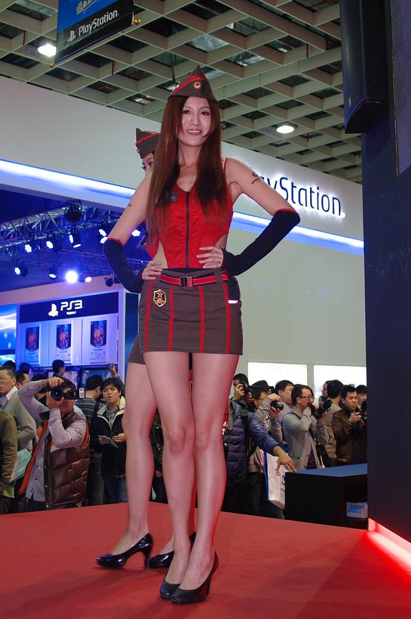 2013 電玩展 SG