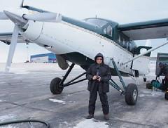 陳董事長再訪北極熊
