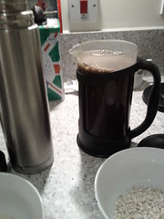 Coffee in a French Press 10