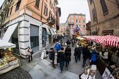 Piazza Grande - Fiera di San Geminiano 2013