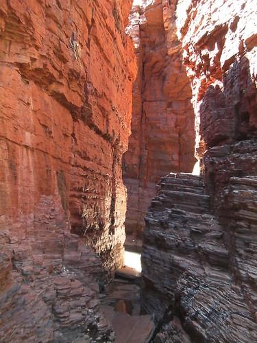 'wie entstehn eigendlich so canyons?'
