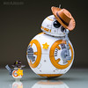 BB-8 : The Sheriff and His Deputy.