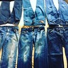 Denim elimination. How many pairs of jeans do you need?