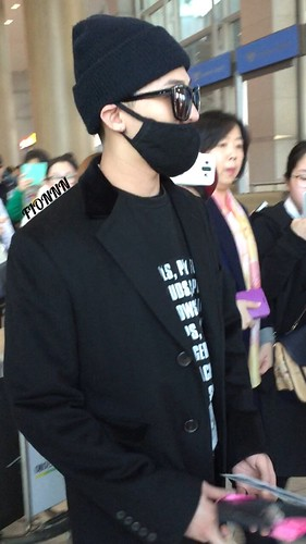 Big Bang - Incheon Airport - 10apr2015 - G-Dragon - Fionnn_xxi - 02