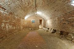 Salle du château de Blainville-Crevon