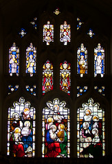 Pentecost and angels