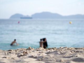 Imagen de Praia de Melide. arena beach galicia sand playa melide