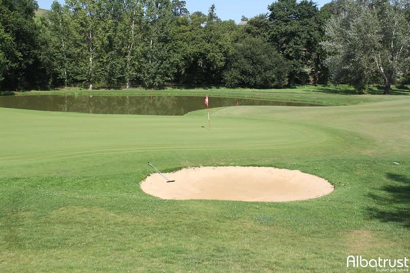 photo du golf Golf Club de Laval - Parcours