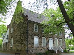 Conference House, circa 1680.