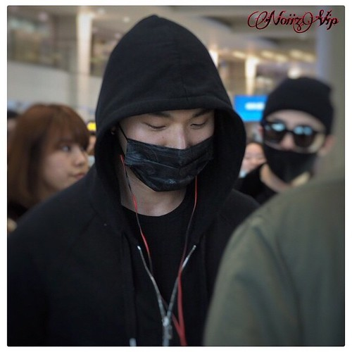Big Bang - Incheon Airport - 10apr2015 - Dae Sung - noiizvip - 02