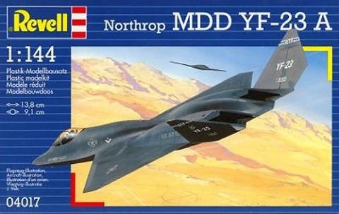 Revell YF-23 Black Widow II 04017 1:144