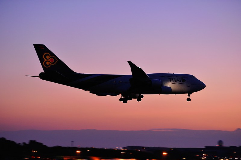Thai Airways International Boeing747-400
