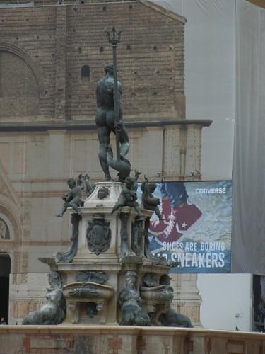 DSCN3554 _ Fontana del Nettuno, Piazza del Nettuno, Bologna, 17 October