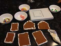 Aldi Gingerbread House Our New Chanukah Tradition