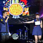 Emcee of Sundown Festival 2012