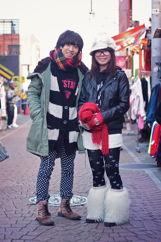 Stree style tokyo