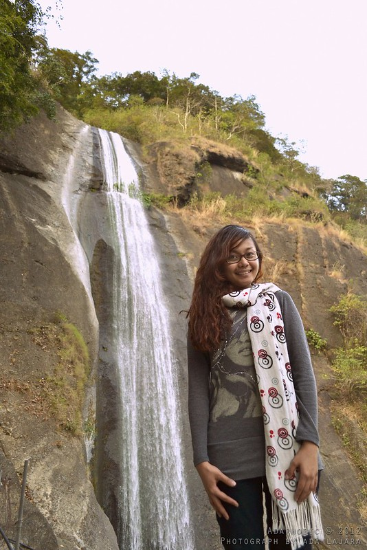 Bridal Veil Waterfalls, Baguio City