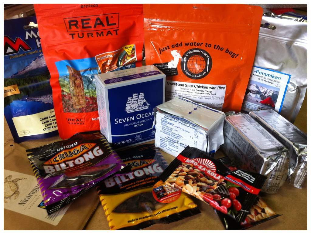 Outdoor Food Shop Prize Package