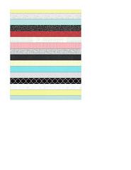 4 portrait A2 card size JPG bold Christmas stripes (bold)