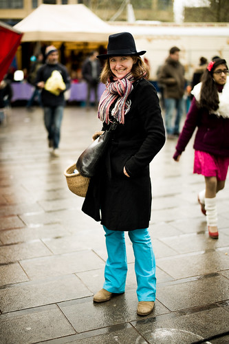 Brussels People #156 - Welcome Winter with Colour