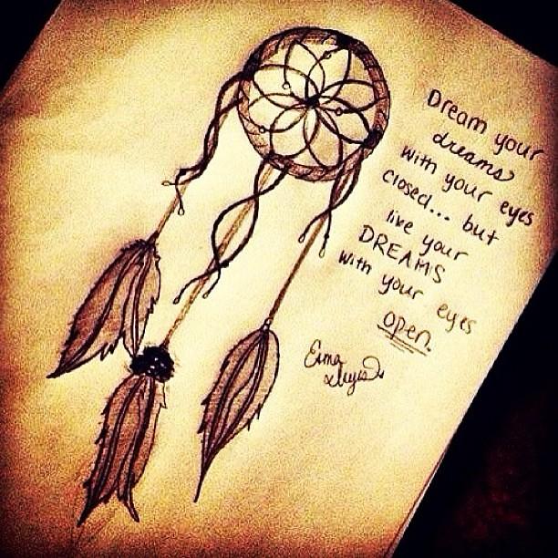 Native American Cherokee Dream Catchers