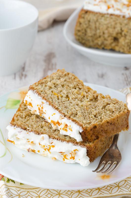 Вафли, манник, овсяное печенье и два рецепта с нутом two slices of semolina cake