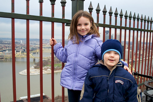 On the Observation Deck
