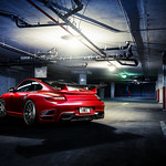 ADV.1 Fishy Red Porsche 4