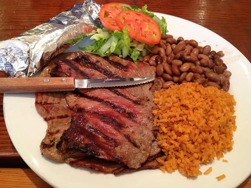 Carne Asada Mexicana Carne Asada Plate Cancun