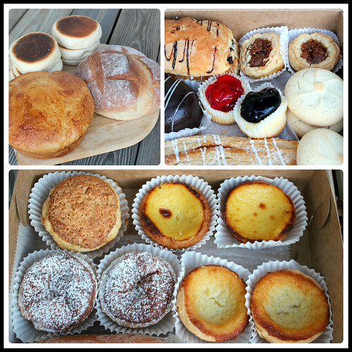 Stoughton Bakery collage