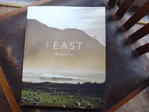 Feast - our food out east Gisborne Cookbook