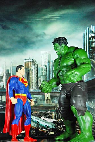 Marvel Select Movie Avengers' Hulk