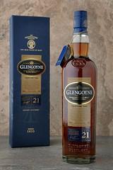 DSC_1417A - Bottle of Glengoyne 21 Year Old Scotch