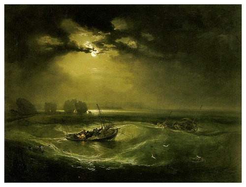 001- Fishermen at Sea - J. M. W. Turner-1796-pintura al oleo-Wikimedia Commons
