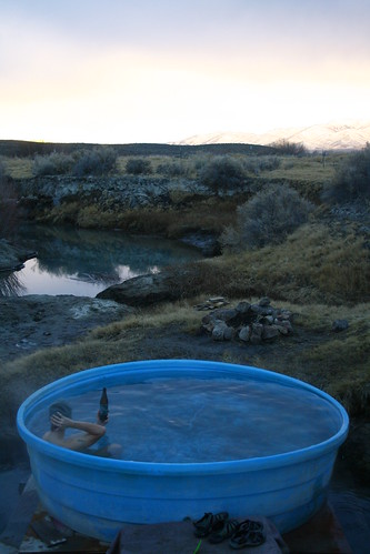Paradise Valley / Little Humboldt Hot Spring
