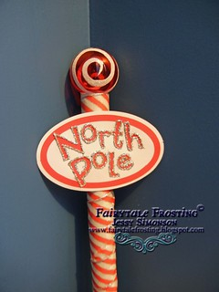 North Pole Close Up