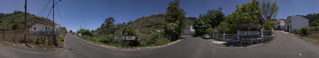 Cruce de Monagas, Valleseco. Isla de Gran Canaria