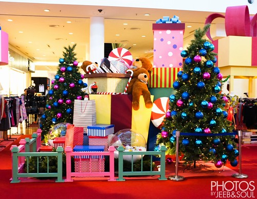 Xmas Decor 2012 @ The Curve