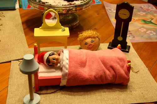 Elfie-Bed