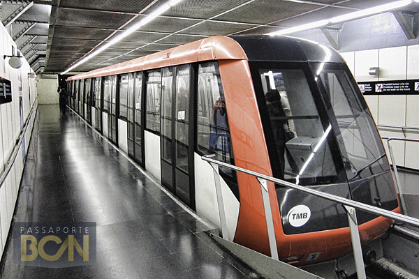 funicular de Montjuïc, Barcelona