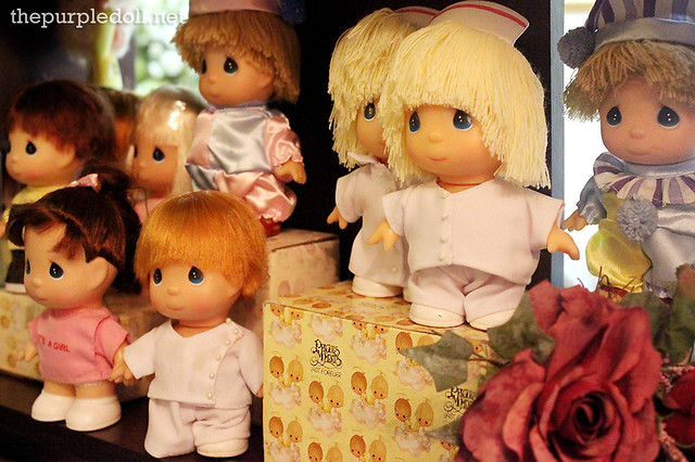 Precious Moments Manila Dolls
