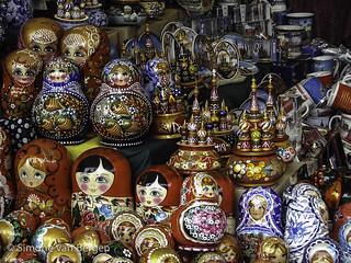 Matrioshka Dolls Russia