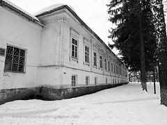 Шостка.Больница по ул. Ленина